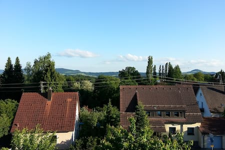 Ferienwohnung Himmel - ANdiKE - Schwäbisch Gmünd - Talo