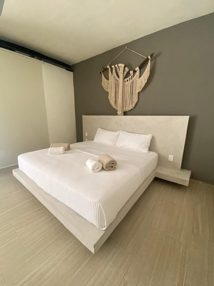Confortable and luxury apartment in tulum | Thoth2