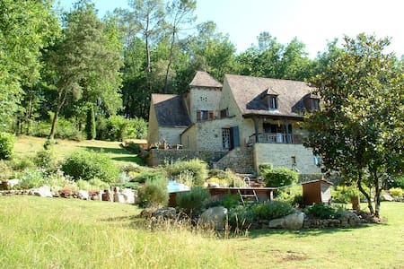 La Baraque old Farmhouse S W France - Prats-de-Carlux - Bed & Breakfast