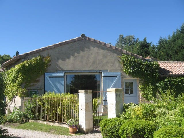 Holiday cottage 30 mn from Bordeaux - Civrac-de-Blaye - Hus