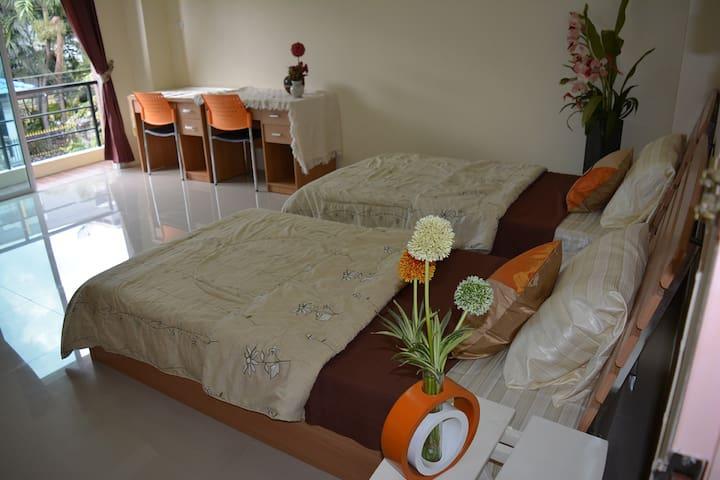K&A apartment - Chon Buri - Wohnung
