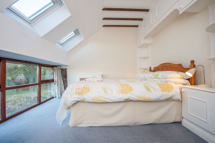 Heartsease holiday cottage in the Brecon Beacons