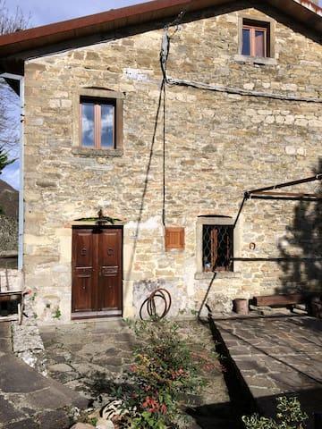 La casa di Elsa - Ca' Elsa - - Casteldelci - Hus