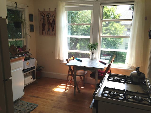 2 bedroom, light, family friendly - Portland - Apartment