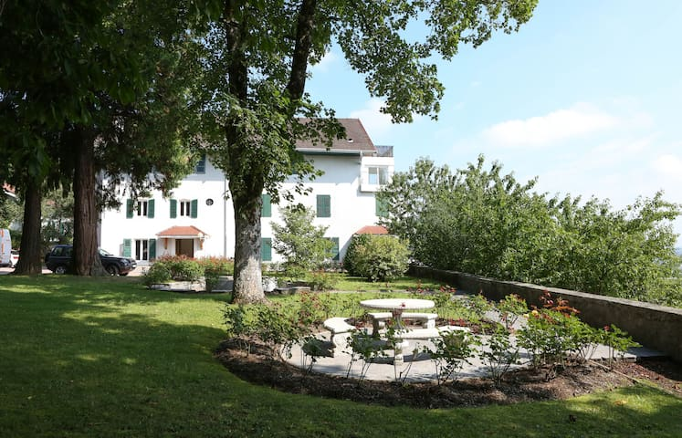 ღSplendid Gem Hills: Geneva's Idyllic calm retreat - Annemasse  - Apartment