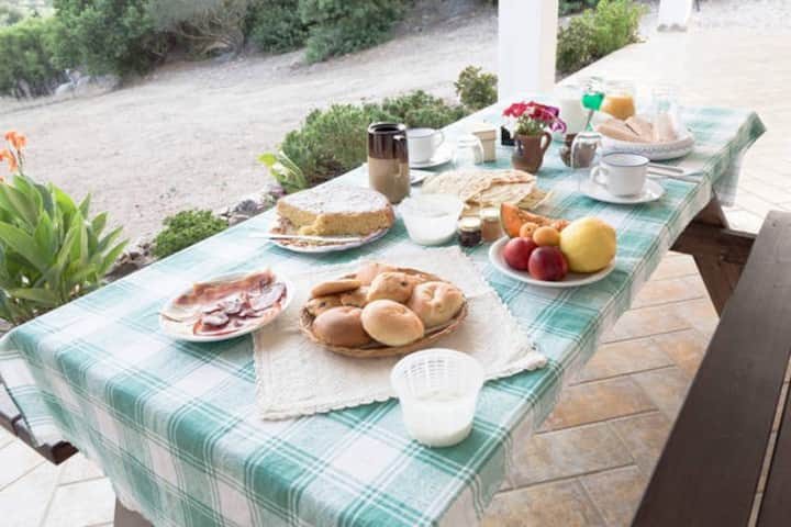Camere e colazioni a Oddoene tra i vigneti
