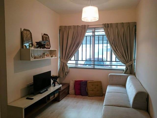 Tiny condo for tiny family - Tuaran - Kondominium
