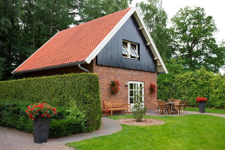 Vakantiehuis in Twente 1 tot 8 persoons