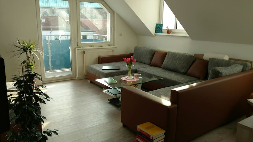 Only 5min to city center and uni - Magdeburg - Apartamento