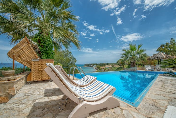 Luxury Sea View Single Cabin N6 - Zakinthos, Greece - Aamiaismajoitus