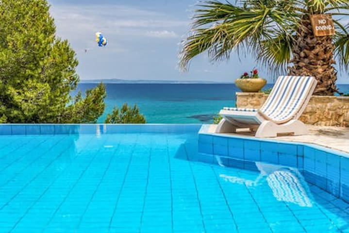 The Pool & Sea