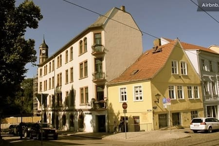 Pension das Haus am Salzhof - Brandenburg - Townhouse