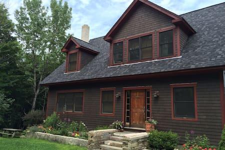 Custom Home near Dartmouth College - Hartford - 獨棟