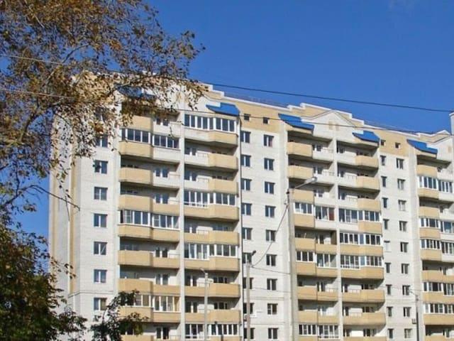 Просторные и уютные апартаменты 68 кв.м - Vladimir - Apartment