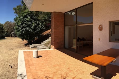 Beautiful studio by the woods - Pinar de la Venta