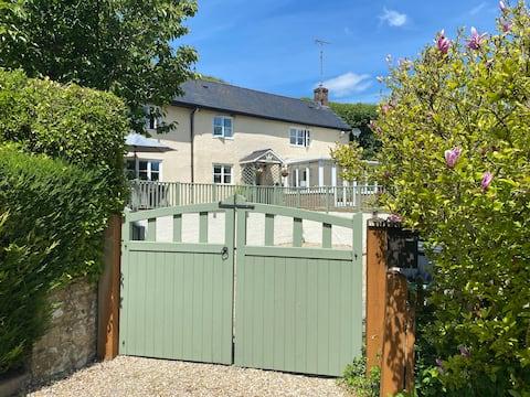 'Gniazdo' Piękny domek w Devon
