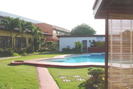 Room with a view of Majestic Mayon - Legazpi City - Bed & Breakfast
