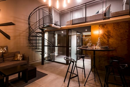 Rusty comfort apartment - Budapest