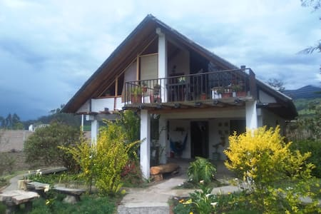 Country house close to Quito - Tambillo - บ้าน