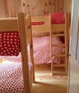 chambre dortoir DOCKS rive droite Rouen ville - Rouen - Guesthouse