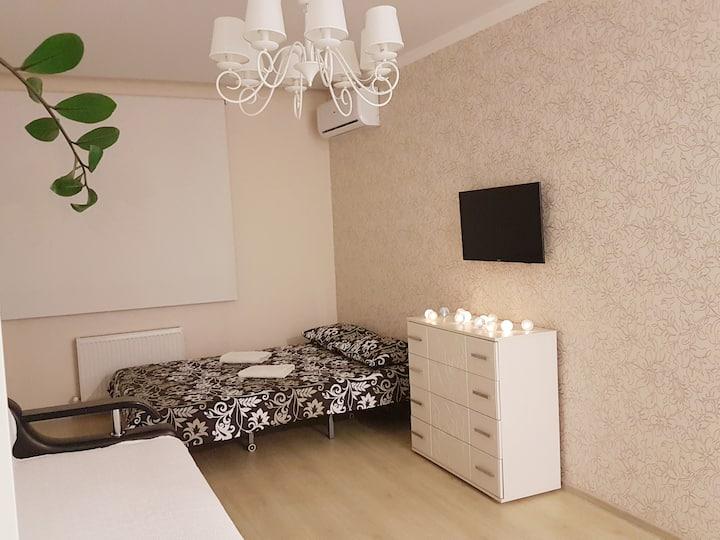 Апартаменты на Краснодарская 66Г