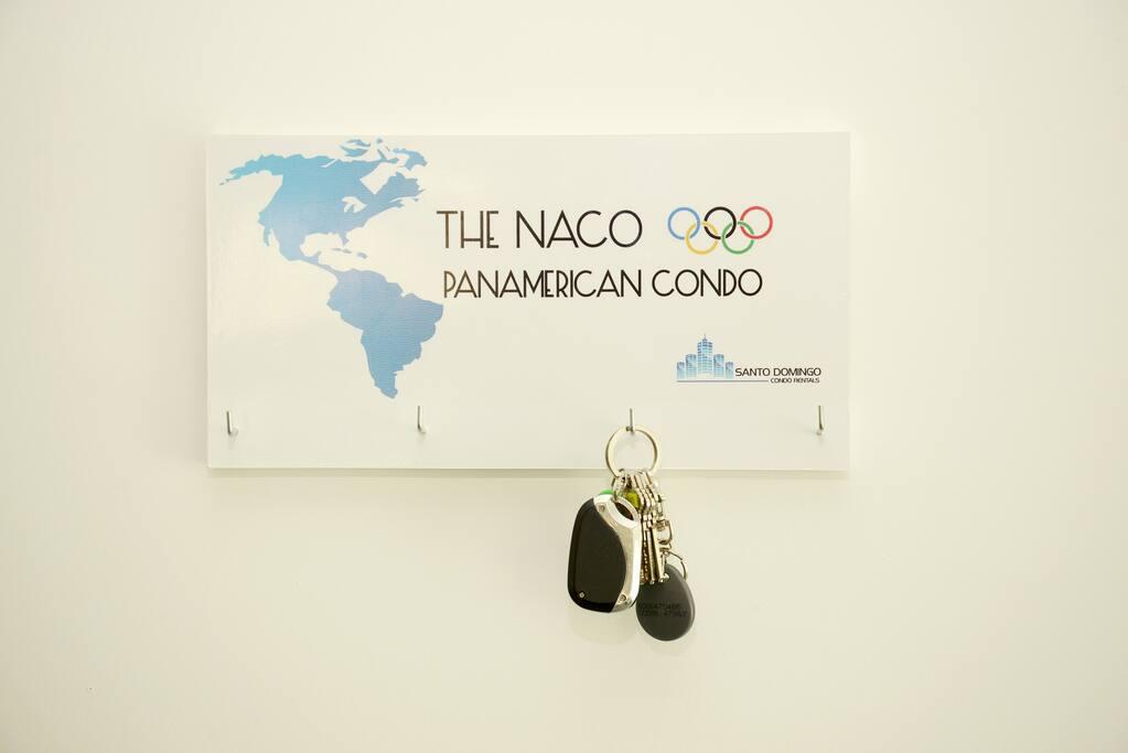 THE NACO PANAMERICAN CONDO