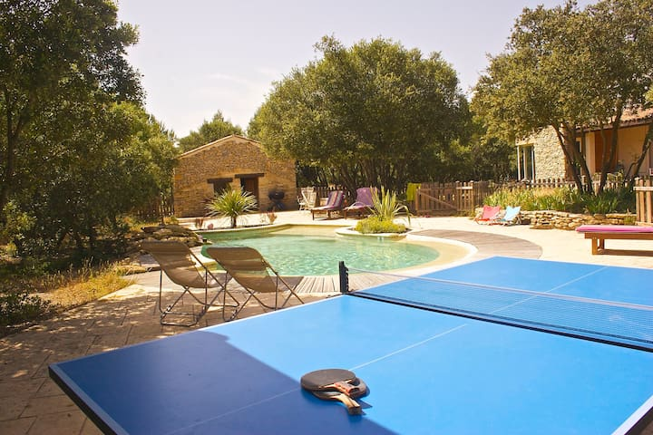 SELF CATERING HOLIDAY COTTAGE - Junas - Talo