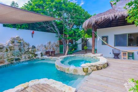 Casa Mayaland a secluded Jungle Oasis!