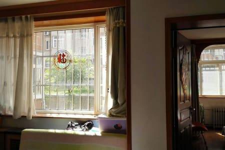 靠近太湖的一室一厅,小区安静,适合情侣度假 - Appartement