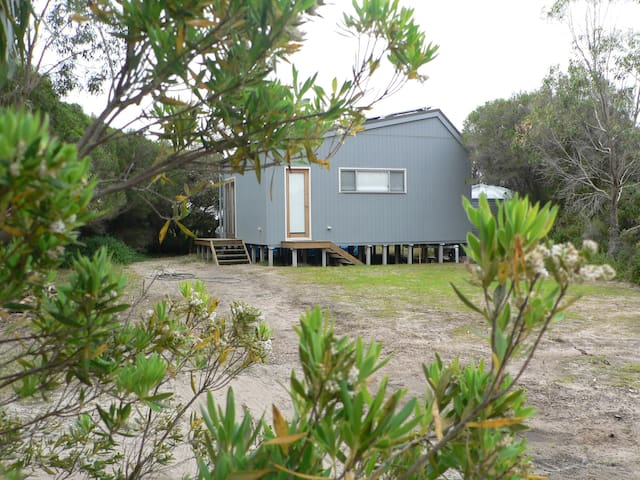 Bungalow on secluded hectare - Queenscliff - Bungalow