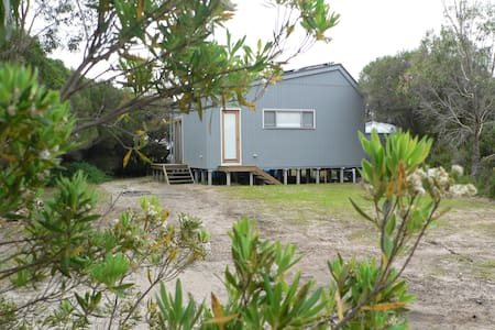 Bungalow on secluded hectare - Queenscliff - Bungalov