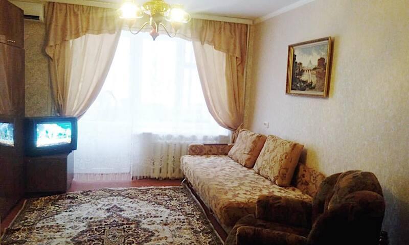 Уютная квартира на Воробьёвке.