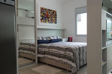 Studio moderno Lagoa da Conceição! - Florianópolis - Apartment