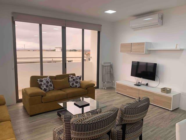 Apartamento confortable y moderno 2.