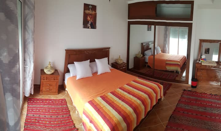 TANJITAN Hospitalité Marrakchi Room