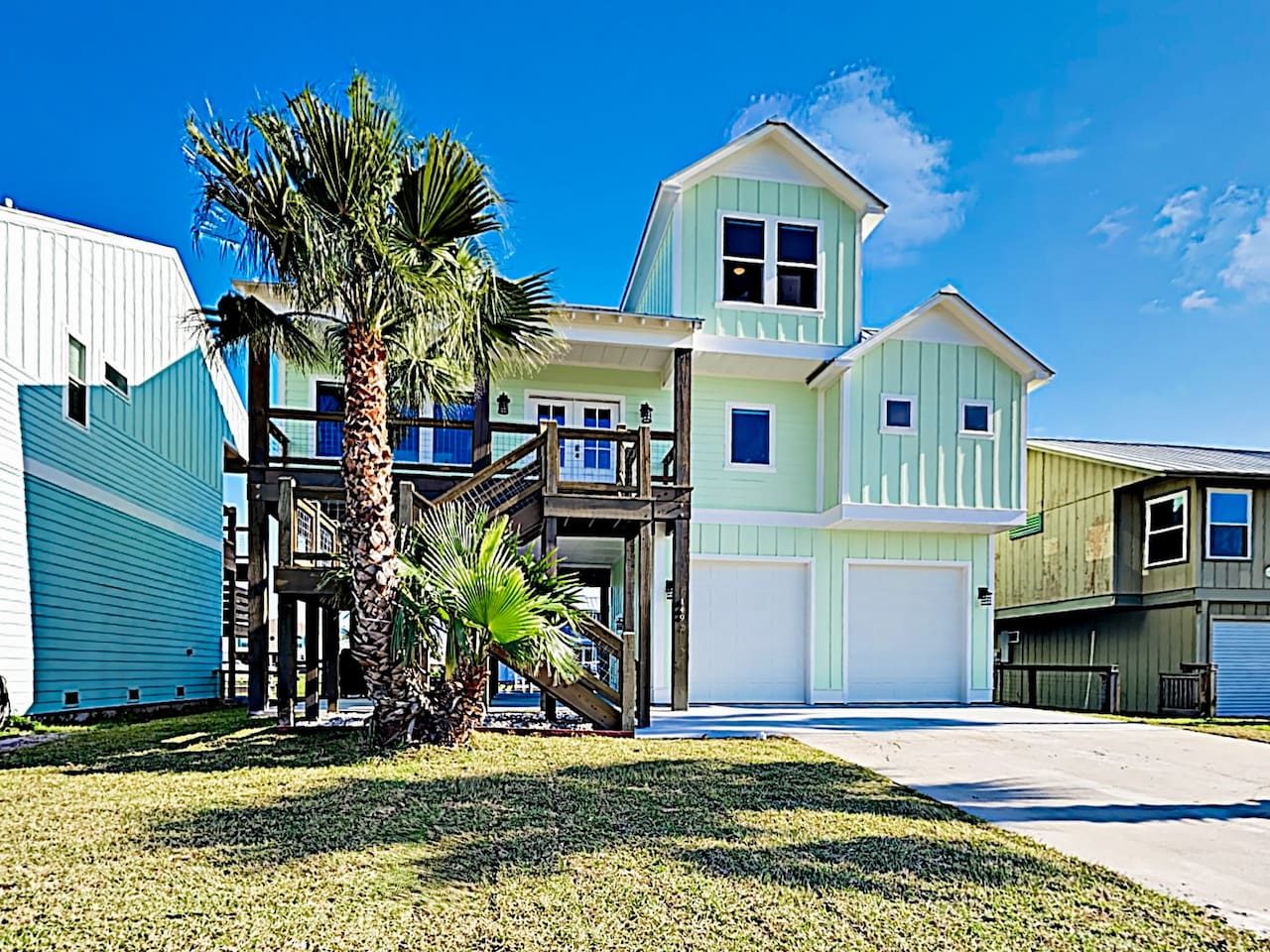Welcome to City By The Sea! This home is professionally managed by TurnKey Vacation Rentals.