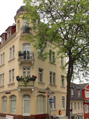 Apartment Stella Erdgeschoß Zentrum