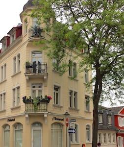 Apartment Stella Erdgeschoß Centre - Baden-Baden