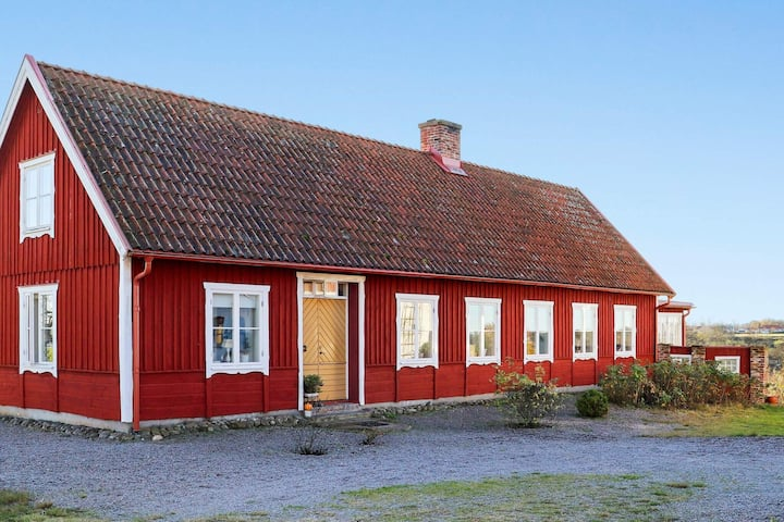 5 person holiday home in LAHOLM