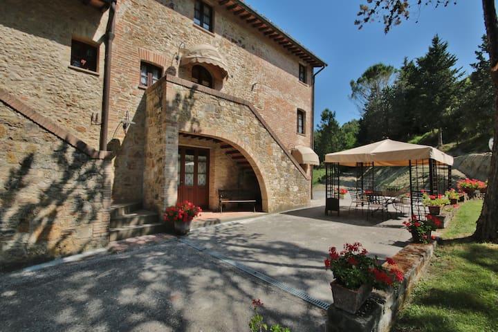 Prunetto Campagna Toscana - terricciola - Departamento
