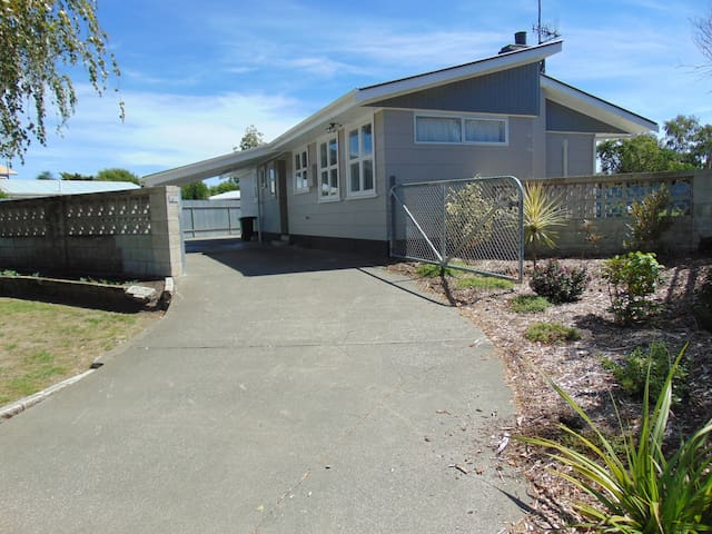 Comfy home close to park - Hastings