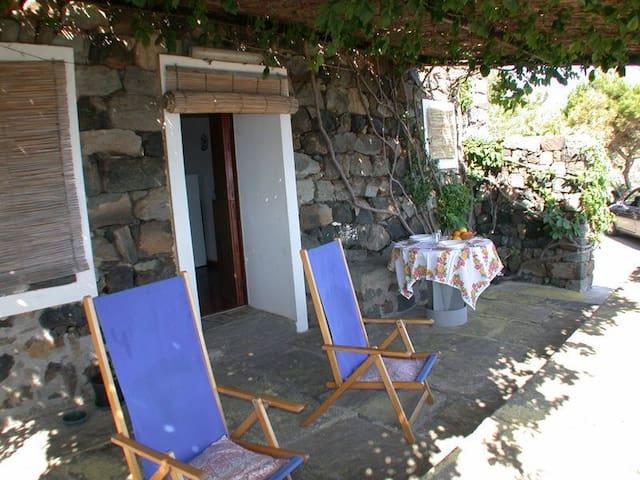 La Vite - Pantelleria - Apartamento