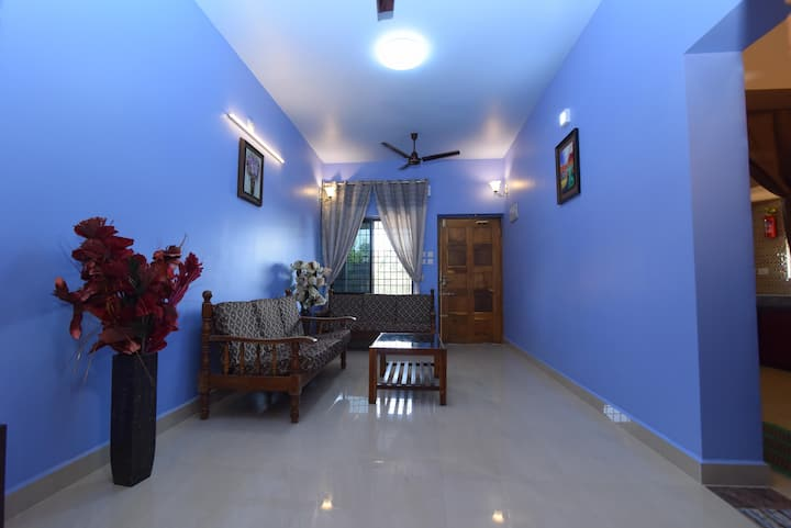 Hill side residence full furnished 3 bedroom vill