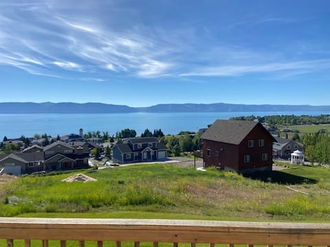 Lakeview Retreat - Spectacular View (Wifi/Roku TV)