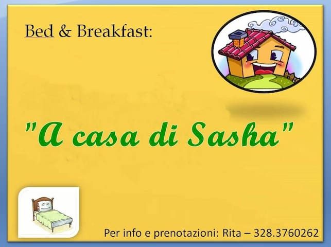 """B&B """"A casa di Sasha"""" - Monterotondo"""