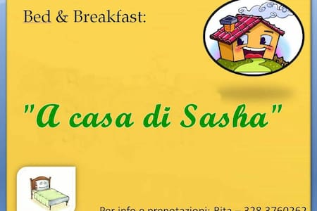 "B&B ""A casa di Sasha"" - Bed & Breakfast"