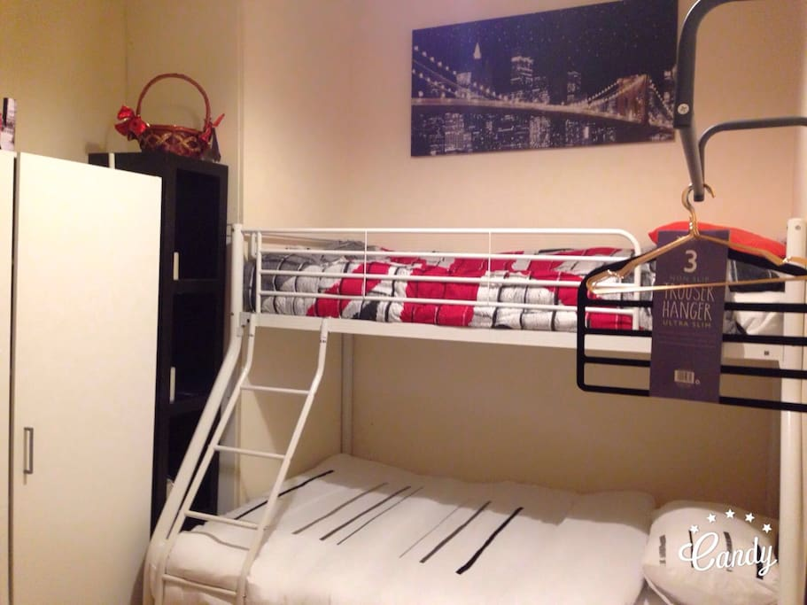 Room Pic 2: Spacious room, front view.