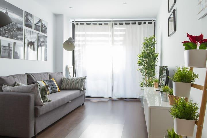 Modern Apartment in Malasaña