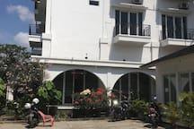 Puri Kesumayudha Town House Suburb Bandar lampung