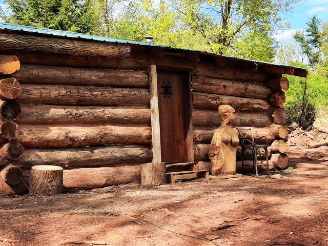 Natale Valley Log Cabin Hacienda